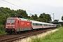 """Adtranz 33129 - DB Fernverkehr """"101 019-8"""" 10.07.2011 - DormagenPatrick Böttger"""