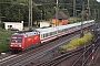"""Adtranz 33129 - DB Fernverkehr """"101 019-8"""" 30.06.2010 - Gießen-BergwaldBurkhard Sanner"""