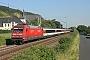 """Adtranz 33129 - DB Fernverkehr """"101 019-8"""" 02.07.2014 - LeutesdorfRonnie Beijers"""