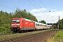 """Adtranz 33129 - DB Fernverkehr """"101 019-8"""" 17.07.2015 - WiertheMarius Segelke"""