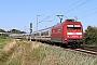 """Adtranz 33129 - DB Fernverkehr """"101 019-8"""" 06.07.2018 - HohnhorstThomas Wohlfarth"""
