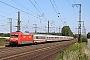 "Adtranz 33129 - DB Fernverkehr ""101 019-8"" 08.07.2018 - WunstorfThomas Wohlfarth"