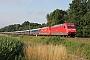 """Adtranz 33129 - DB Fernverkehr """"101 019-8"""" 17.07.2021 - UelzenGerd Zerulla"""