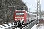 """Adtranz 33131 - DB Fernverkehr """"101 021-4"""" 06.03.2010 - HasteThomas Wohlfarth"""