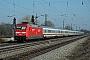 """Adtranz 33131 - DB Fernverkehr """"101 021-4"""" 16.03.2005 - NiederschopfheimAndré Grouillet"""