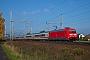 """Adtranz 33131 - DB Fernverkehr """"101 021-4"""" 13.10.2013 - Dedensen-GümmerErik Körschenhausen"""