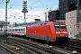 """Adtranz 33131 - DB R&T """"101 021-4"""" 05.07.2002 - Hannover, HauptbahnhofWerner Brutzer"""