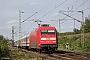"""Adtranz 33131 - DB Fernverkehr """"101 021-4"""" 26.08.2015 - Herne, Abzweig BaukauIngmar Weidig"""