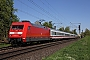 "Adtranz 33131 - DB Fernverkehr ""101 021-4"" 08.05.2016 - Espenau-MönchehofChristian Klotz"