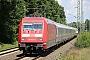 """Adtranz 33131 - DB Fernverkehr """"101 021-4"""" 03.07.2016 - HasteThomas Wohlfarth"""