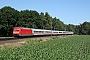 """Adtranz 33131 - DB Fernverkehr """"101 021-4"""" 30.06.2015 - BerntePeter Schokkenbroek"""