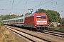 """Adtranz 33131 - DB Fernverkehr """"101 021-4"""" 08.09.2016 - Uelzen-Klein SüstedtGerd Zerulla"""