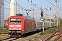 "Adtranz 33131 - DB Fernverkehr ""101 021-4"" 31.10.2019 - Duisburg, HauptbahnhofThomas Wohlfarth"