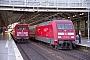 """Adtranz 33131 - DB Fernverkehr """"101 021-4"""" 27.07.2007 - Berlin OstbahnhofHeiko Müller"""