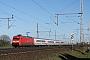 "Adtranz 33131 - DB Fernverkehr ""101 021-4"" 30.03.2021 - Seelze-Dedensen/GümmerDenis Sobocinski"