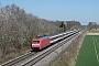 """Adtranz 33131 - DB Fernverkehr """"101 021-4"""" 31.03.2021 - Friesenheim-Oberschopfheim Simon Garthe"""