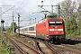 """Adtranz 33138 - DB Fernverkehr """"101 028-9"""" 05.05.2010 - HasteThomas Wohlfarth"""