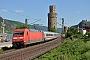 "Adtranz 33138 - DB Fernverkehr ""101 028-9"" 19.07.2013 - BacharachKonstantin Koch"