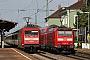 """Adtranz 33138 - DB Fernverkehr """"101 028-9"""" 06.09.2013 - Müllheim (Baden)Sylvain  Assez"""