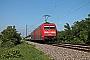 """Adtranz 33138 - DB Fernverkehr """"101 028-9"""" 05.08.2013 - BuggingenTobias Schmidt"""