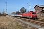 """Adtranz 33138 - DB Fernverkehr """"101 028-9"""" 24.02.2014 - MiltzowAndreas Görs"""