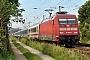 """Adtranz 33138 - DB Fernverkehr """"101 028-9"""" 18.09.2014 - Cossebaude (Dresden)Steffen Kliemann"""