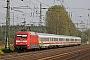 "Adtranz 33138 - DB Fernverkehr ""101 028-9"" 22.04.2018 - WunstorfThomas Wohlfarth"