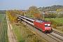 """Adtranz 33138 - DB Fernverkehr """"101 028-9"""" 03.11.2018 - Müllheim (Baden)-HügelheimVincent Torterotot"""