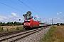 """Adtranz 33138 - DB Fernverkehr """"101 028-9"""" 04.08.2020 - WiesentalWolfgang Mauser"""