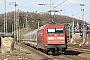 "Adtranz 33158 - DB Fernverkehr ""101 048-7"" 22.03.2012 - Köln, Bahnhof WestThomas Wohlfarth"