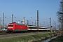 """Adtranz 33158 - DB Fernverkehr """"101 048-7"""" 26.03.2021 - Düsseldorf-DerendorfDenis Sobocinski"""