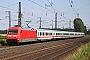 "Adtranz 33158 - DB Fernverkehr ""101 048-7"" 04.07.2021 - WunstorfThomas Wohlfarth"