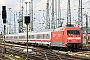 "Adtranz 33161 - DB Fernverkehr ""101 051-1"" 12.06.2012 - Frankfurt (Main), HauptbahnhofThomas Wohlfarth"