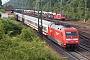 """Adtranz 33161 - DB Fernverkehr """"101 051-1"""" 23.06.2010 - Gießen-BergwaldBurkhard Sanner"""
