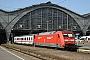 "Adtranz 33161 - DB Fernverkehr ""101 051-1"" 21.07.2006 - Leipzig, HauptbahnhofDaniel Berg"