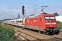 """Adtranz 33161 - DB Fernverkehr """"101 051-1"""" 31.08.2015 - Buchholz-NordheideAndreas Kriegisch"""
