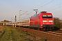 """Adtranz 33161 - DB Fernverkehr """"101 051-1"""" 09.04.2020 - HohnhorstThomas Wohlfarth"""