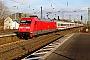 """Adtranz 33161 - DB Fernverkehr """"101 051-1"""" 14.11.2020 - Gelsenkirchen, HauptbahnhofDr. Werner Söffing"""