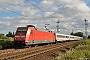 """Adtranz 33206 - DB Fernverkehr """"101 096-6"""" 08.09.2012 - StralsundAndreas Görs"""