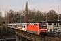 "Adtranz 33206 - DB Fernverkehr ""101 096-6"" 16.12.2009 - Wetter (Ruhr)Ingmar Weidig"