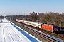 """Adtranz 33206 - DB Fernverkehr """"101 096-6"""" 25.01.2013 - Bardowick-BruchTorsten Bätge"""