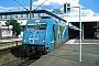 """Adtranz 33206 - DB R&T """"101 096-6"""" 11.08.2001 - Mannheim, HauptbahnhofErnst Lauer"""