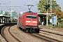 """Adtranz 33206 - DB Fernverkehr """"101 096-6"""" 19.10.2005 - StuttgartErnst Lauer"""