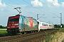 """Adtranz 33206 - DB Fernverkehr """"101 096-6"""" 24.06.2005 - FrankenthalWolfgang Mauser"""