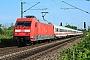 "Adtranz 33206 - DB Fernverkehr ""101 096-6"" 10.06.2016 - AlsbachKurt Sattig"