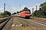 """Adtranz 33206 - DB Fernverkehr """"101 096-6"""" 15.08.2016 - Mainz-Bischofsheim"""
