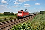 "Adtranz 33206 - DB Fernverkehr ""101 096-6"" 25.07.2010 - Espenau-MönchehofChristian Klotz"