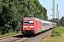 """Adtranz 33206 - DB Fernverkehr """"101 096-6"""" 15.07.2018 - HasteThomas Wohlfarth"""
