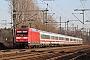 "Adtranz 33206 - DB Fernverkehr ""101 096-6"" 16.02.2019 - WunstorfThomas Wohlfarth"