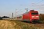 """Adtranz 33206 - DB Fernverkehr """"101 096-6"""" 19.08.2019 - HohnhorstThomas Wohlfarth"""